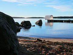 Haukilahden uimaranta © Hansenit, Flickr